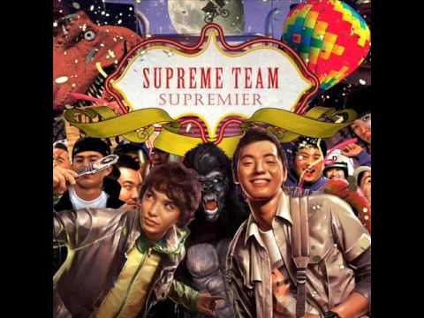 Supreme Team - Where U At (Solo Simon D)