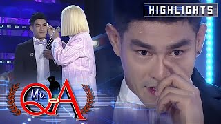 Vice and Ion suddenly cry after they exchanged  I love yous  | It's Showtime Mr Q and A