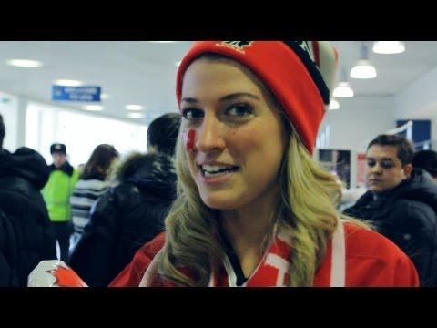 "Inside of Ufa Arena at IIHF U20 World Championship 2013. ""Real Russia"" ep.20"