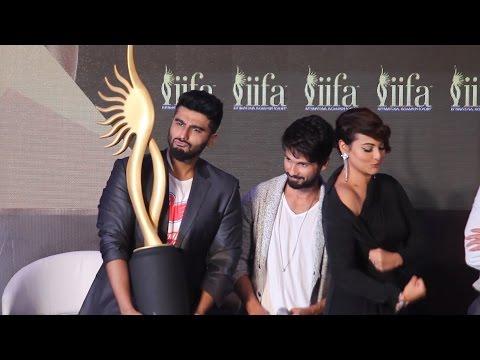 IIFA Press Conference | Hrithik Roshan | Shahid Kapoor | Anil Kapoor | Sonakshi Sinha | Arjun Kapoor