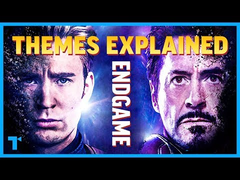 Avengers: Endgame Themes Explained - Why It's About Time