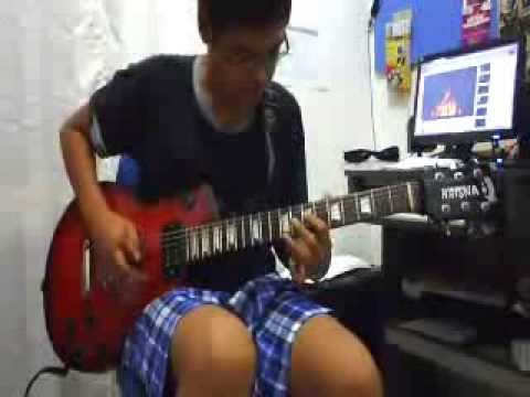 Far Beyond The Sun (Yngwie J Malmsteen)  Cover by Krisna
