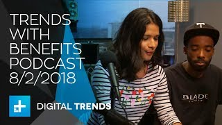 Trends With Benefits Podcast: Microsoft Surface Go review, Facebook security, Tesla and Atari