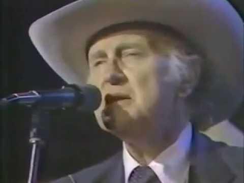Bill Monroe - Blue Moon Of Kentucky 1980