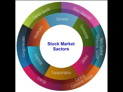 What Are Stock Market Sectors