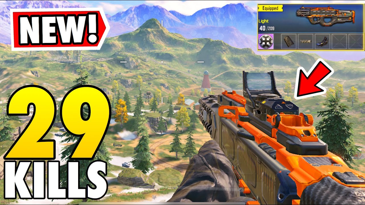 *NEW* CORDITE GAMEPLAY IN CALL OF DUTY MOBILE BATTLE ROYALE !