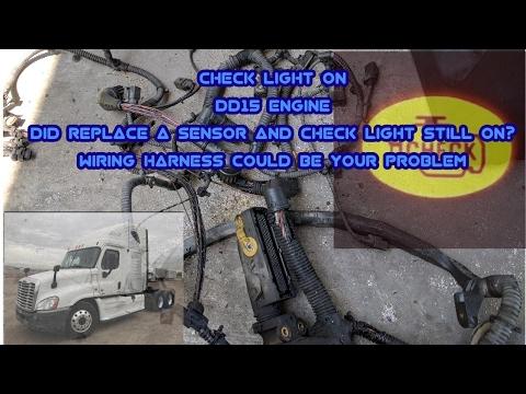 Freightliner Cascadia Check Engine Light On Dd13 Dd15