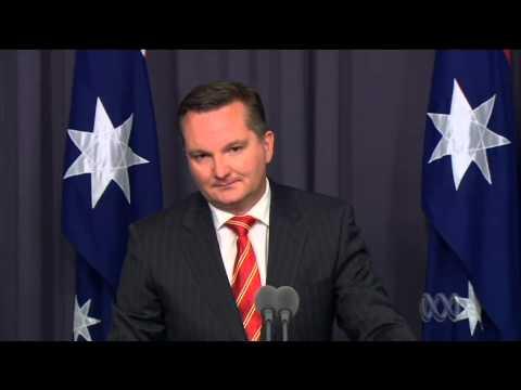 Bowen details Nauru asylum processing plans