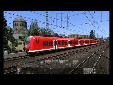 Train Simulator 2019 DB BR425 |