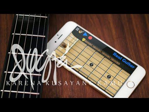 Karena Ku Sayang Kamu | Real Guitar