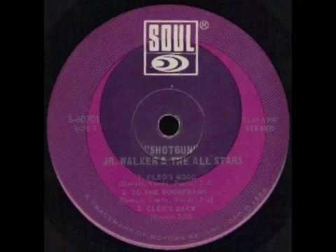 JR WALKER & THE ALL STARS - CLEO'S MOOD - LITTLE LP SHOTGUN - SOUL S 60701