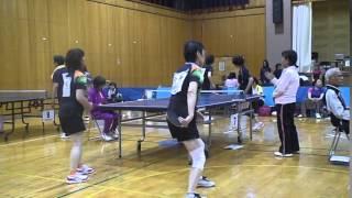 第6回Esperanzaダブルス卓球大会(主催:Esperanza卓球会 2014,10,19 会...