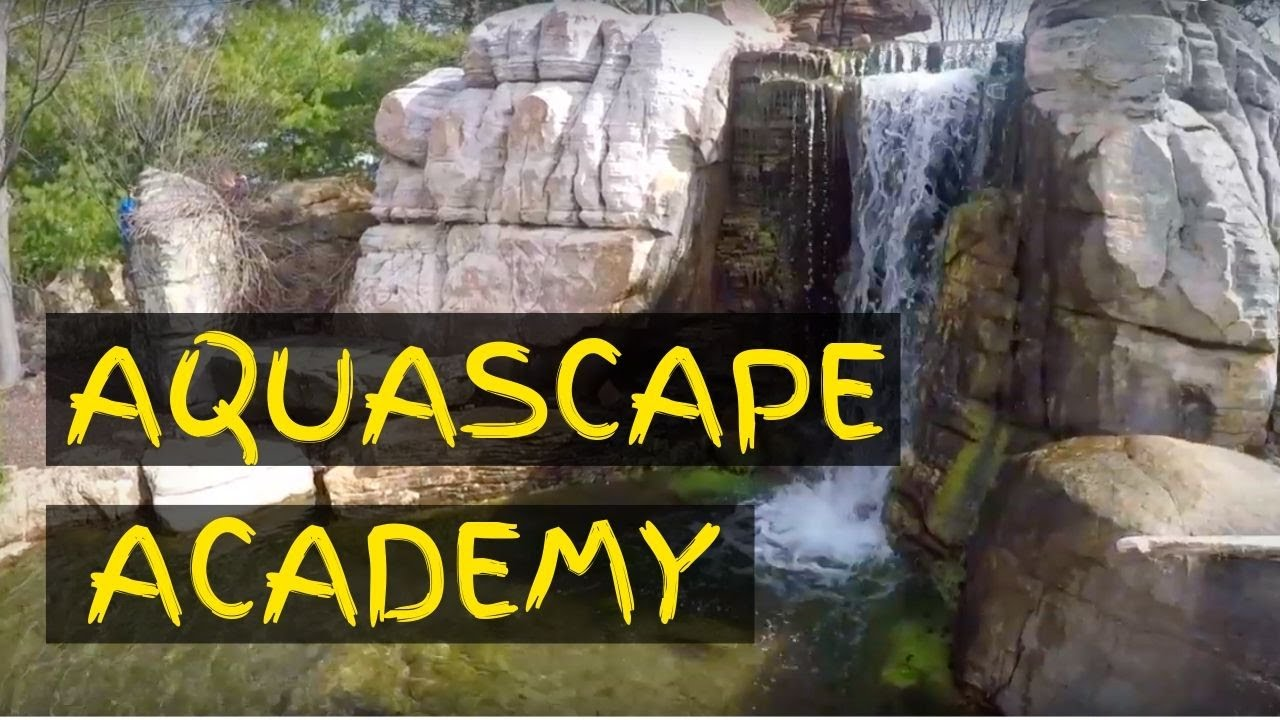 AQUASCAPE ACADEMY - Overview & Highlights - YouTube