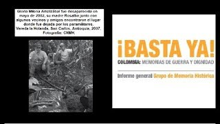 3.3.3. El capítulo incipiente de la justicia transicional en Colombia