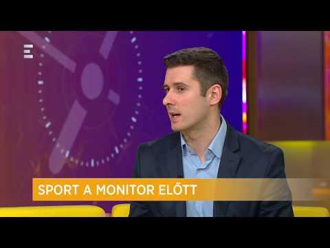 Sport a monitor előtt - Biró Balázs - ECHO TV