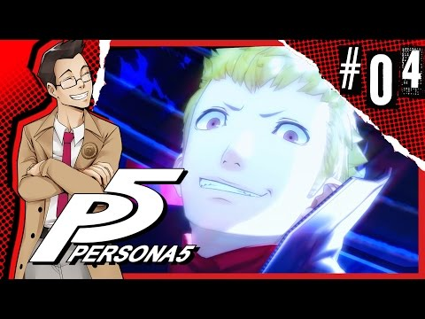 """Persona 5   """"King of the Castle""""   Part 4"""