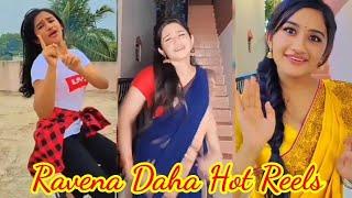 Actress Raveena Latest Instagram Reels | Tamil Dancing Queens