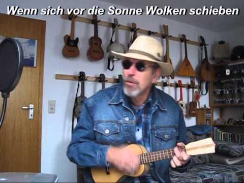 """""""Geh den Weg ein Stück mit mir"""" - Originalsong mit Ukulele"""