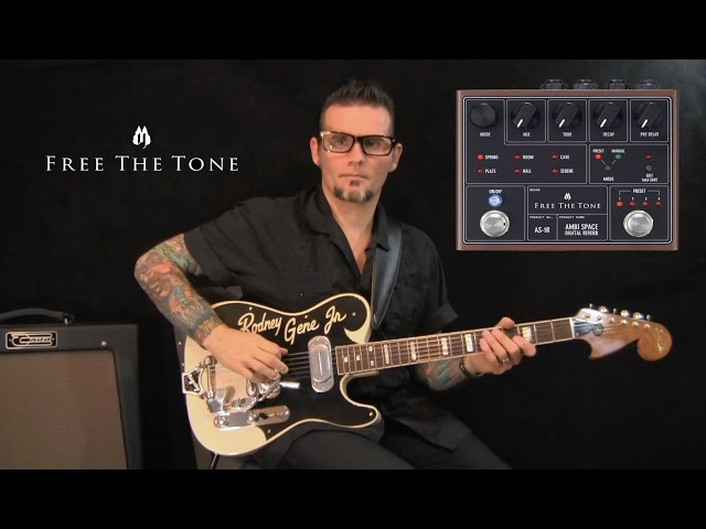 Free The Tone AMBI SPACE REVERB - Stunning world class reverb!
