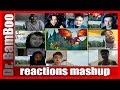 Animation vs. League of Legends REACTIONS MASHUP