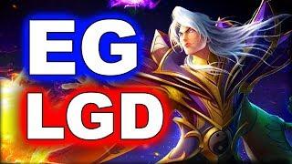 EG vs LGD - CHINA vs NA - ONE Esports Singapore World PRO DOTA 2