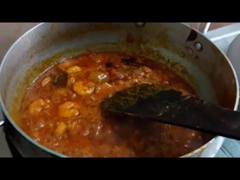 How To Make Prawn Recipe In Tamil | இப்படி செய்யுங்கள் சுவையாக இருக்கும் இறால் தொக்கு.
