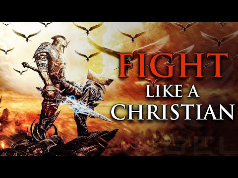 NEVER GIVE UP - God Is With You In The Battle | Believe | Be Strong & Courageous