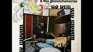 DUB LP- GO DEH WID RIDDIM - SLY & THE REVOLUTIONARIES - Go Deh Wid Riddim