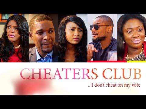 Cheaters Club - Alex Ekubo Belinda Effah Yvonne Jegede Latest Nigerian 2017 Nollywood Drama Movie