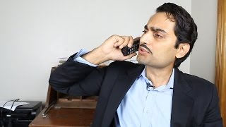 """""""A Guy Gives The Worst Excuses To Skip Work"""" -By Danish Ali"""