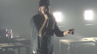In Flames With Eyes Wide Open Live Paris 2014