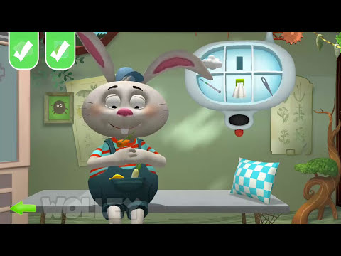 Thumbnail: Fun Forest Animals Care - Baby Doctor Help Little Forest Animals Friends - Fun Kids Doctor Game