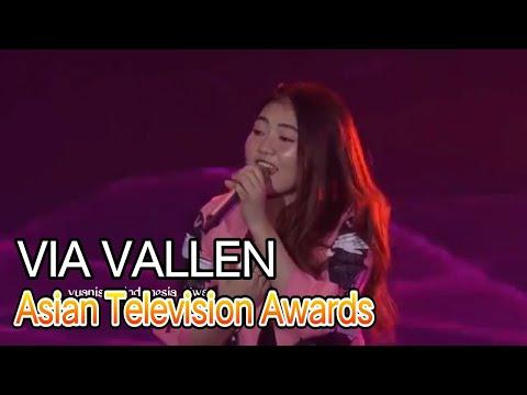 Hari Ke-2 Via Vallen di Asian Television Awards 2019
