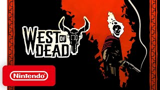 West of Dead - Announcement Trailer - Nintendo Switch
