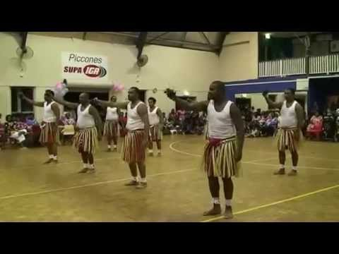Torres Strait island dances PCYC Cairns