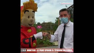 Le 18:18 - Monteux : le parc Spirou à l'épreuve du Covid