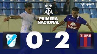 Temperley 0-2 Tigre | Primera Nacional