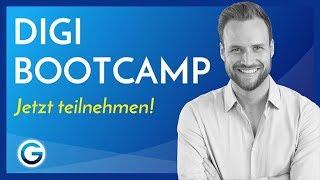 Bist du bereit für die Digitale Revolution? // DIGIBootcamp Leaders Academy