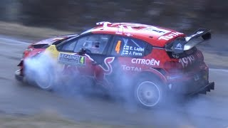 2019 WRC Rallye Monte Carlo: DAY 2! - MAXIMUM ATTACK & Drivers ON THE LIMIT!