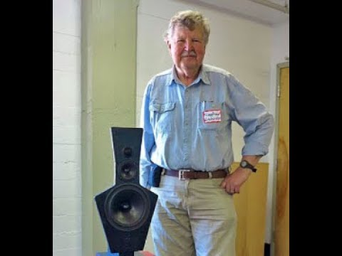 Siegfried Linkwitz Talks Loudspeakers