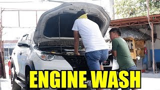 Pa ENGINE WASH kay FORTY l GEN SAI OTO CARWASH l BADASSBOOSTED AUDIO l CarVlog