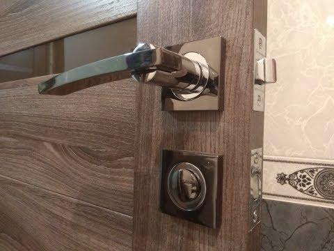 Регулировка межкомнатных дверей своими руками видео смотреть