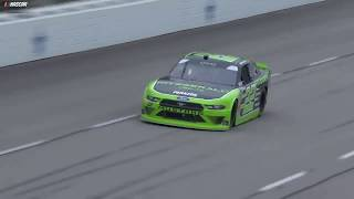 Race Recap: Blaney Gets The Win, Others Find Spins