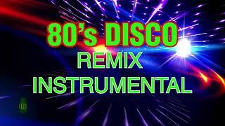 80's Disco Remix Instrumental - Eurodisco Instrumental best melodies
