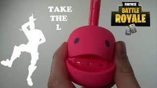 FORTNITE DANCE TAKE THE L (OTAMATONE VS CAT PIANO VS NINTENDO LABO VS BALLOON)