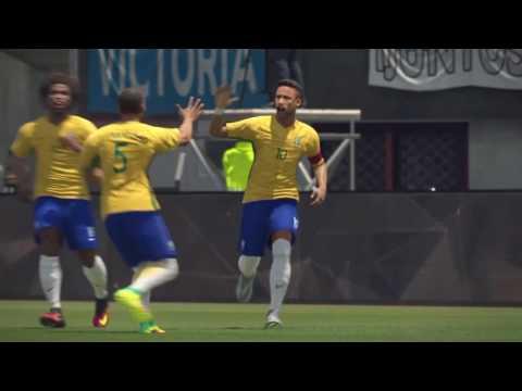 Argentina vs Brasil - Superclásico Sudamericano - PES 2017