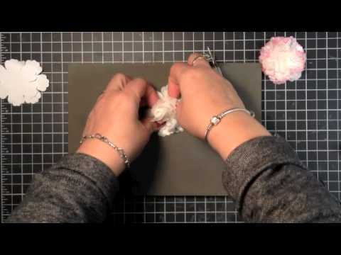 Stampin up video tutorial creped filter paper flowers youtube stampin up video tutorial creped filter paper flowers mightylinksfo Choice Image