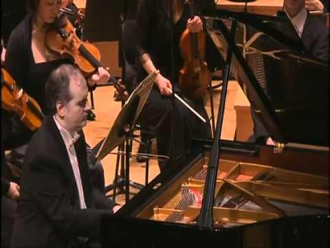 Rachmaninov Piano Concerto No. 3 - Nicholas Angelich