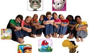 видео Лучшие развивающие игры для детей до года