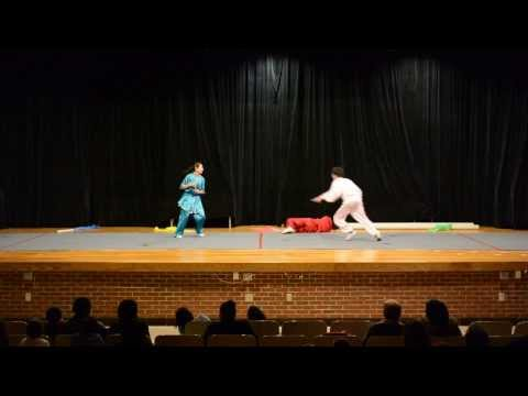 Ju Long Wushu Performance at Annie Fisher Montessori Magnet School